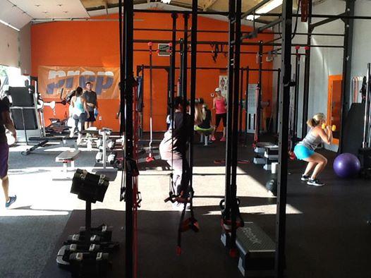 Prep Fitness Facility